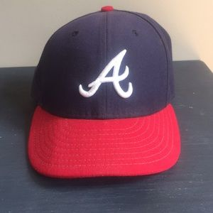 Atlanta Braves Fitted Hat